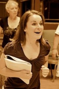 My Fair Lady Rehearsal